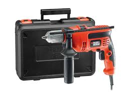 Berbequim de Percursão - Black&Decker 710w